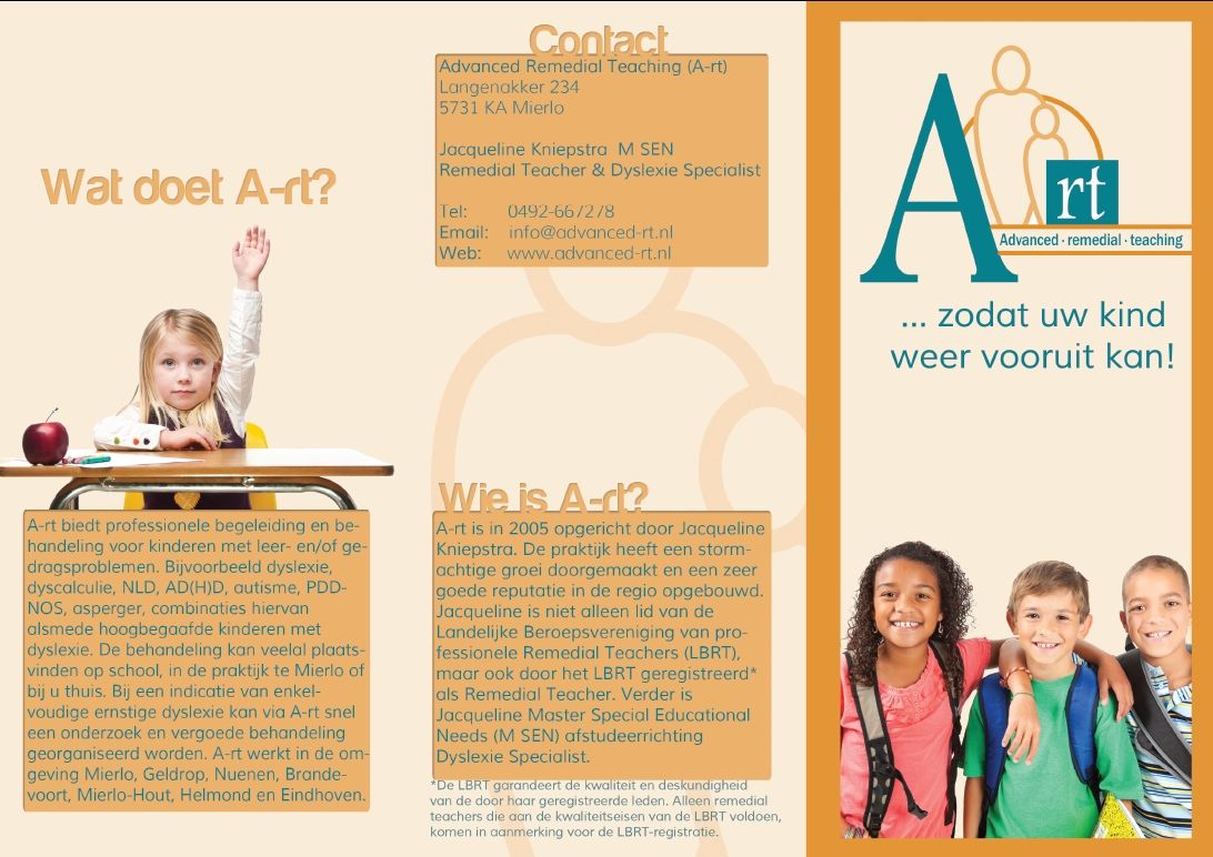 Brochure A-rt 1