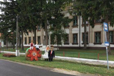 Basisschool Sarud Hongarije